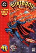 Superboy: Spies from Outer Space Windows Front Cover