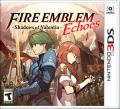Fire Emblem Echoes: Shadows of Valentia Nintendo 3DS Front Cover