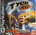 Tyco R/C: Assault with a Battery PlayStation Front Cover