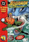 Aquaman: War of the Water Worlds Macintosh Front Cover