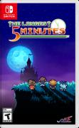 The Longest 5 Minutes Nintendo Switch Front Cover