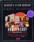 Interplay's 10 Year Anthology DOS Front Cover