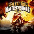 Red Faction: Battlegrounds PlayStation 3 Front Cover