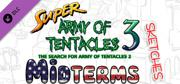 Super Army of Tentacles 3: The Search for Army of Tentacles 2 - Midterms Sketches  Linux Front Cover