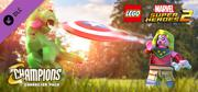 LEGO Marvel Super Heroes 2: Champions Character Pack Windows Front Cover