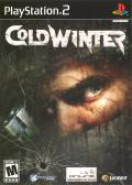 Cold Winter PlayStation 2 Front Cover