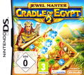 Jewel Master: Cradle of Egypt 2 Nintendo DS Front Cover