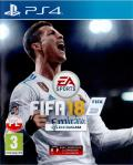 FIFA 18 PlayStation 4 Front Cover