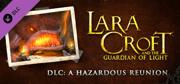 Lara Croft and the Guardian of Light: DLC - A Hazardous Reunion Windows Front Cover