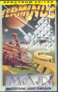 Terminus: The Prison Planet ZX Spectrum Front Cover