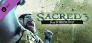 Sacred 3: Z4ngr13f Weapon Spirit Windows Front Cover