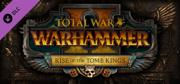 Total War: Warhammer II - Rise of the Tomb Kings Windows Front Cover