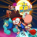 OK K.O.!: Let's Play Heroes PlayStation 4 Front Cover