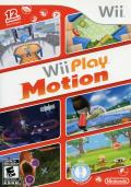 Wii Play: Motion Wii Front Cover