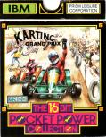 Karting Grand Prix DOS Front Cover