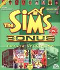 The Sims Bonus Windows Front Cover
