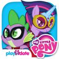 My Little Pony: Power Ponies iPad Front Cover