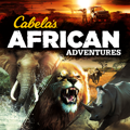 Cabela's African Adventures PlayStation 3 Front Cover