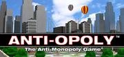 Anti-Opoly Macintosh Front Cover