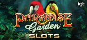IGT Slots: Paradise Garden Macintosh Front Cover