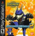 Digimon World 2 PlayStation Front Cover