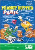 Peanut Butter Panic Commodore 64 Front Cover