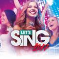 Let's Sing 2017 PlayStation 4 Front Cover