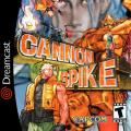 Cannon Spike Dreamcast Front Cover