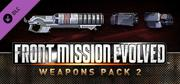 Front Mission Evolved: Weapon Pack 2 Windows Front Cover