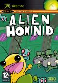 Alien Hominid Xbox Front Cover