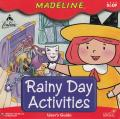 Madeline's Rainy Day Activities Macintosh Front Cover