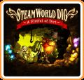 SteamWorld Dig: A Fistful of Dirt Nintendo Switch Front Cover