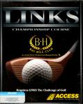 Links: Championship Course - Bay Hill Club & Lodge DOS Front Cover