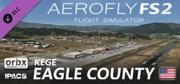 Aerofly FS 2 Flight Simulator: KEGE Eagle County Windows Front Cover