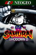 Samurai Shodown III: Blades of Blood Xbox One Front Cover
