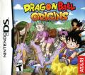 Dragon Ball: Origins Nintendo DS Front Cover