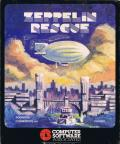 Zeppelin Rescue Commodore 64 Front Cover