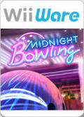 Midnight Bowling Wii Front Cover