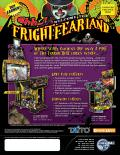 Shh...! Welcome to Frightfearland Arcade Front Cover From globalvr.com