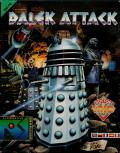 Dalek Attack DOS Front Cover