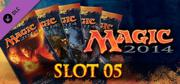 Magic 2014: Duels of the Planeswalkers - Slot 05 Windows Front Cover
