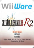 Crystal Defenders R2 Wii Front Cover