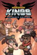 Mercenary Kings Xbox One Front Cover