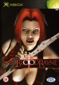 BloodRayne Xbox Front Cover