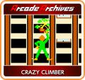 Crazy Climber Nintendo Switch Front Cover