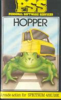 Hopper ZX Spectrum Front Cover