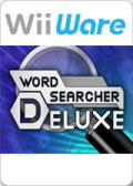 Word Searcher Deluxe Wii Front Cover