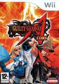 Guilty Gear XX Λ Core Wii Front Cover