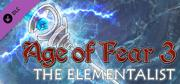 Age of Fear 3: The Elementalist Linux Front Cover
