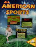 All American Sports DOS Front Cover